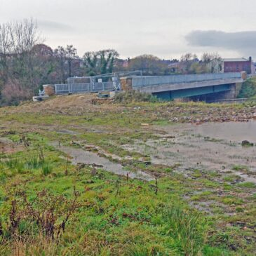 Trust warns that Upper Don Trail may be at risk as house builders seek to cut costs in Deepcar